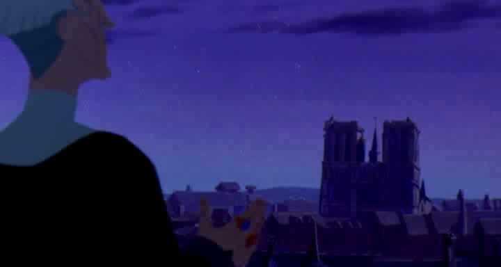 Горбун из Нотр Дама - The Hunchback of Notre Dame