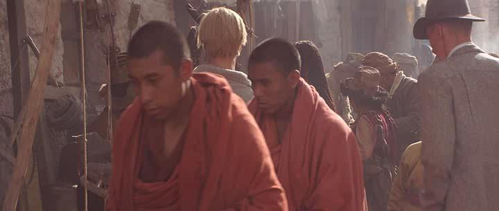 Семь лет в Тибете - Seven Years in Tibet