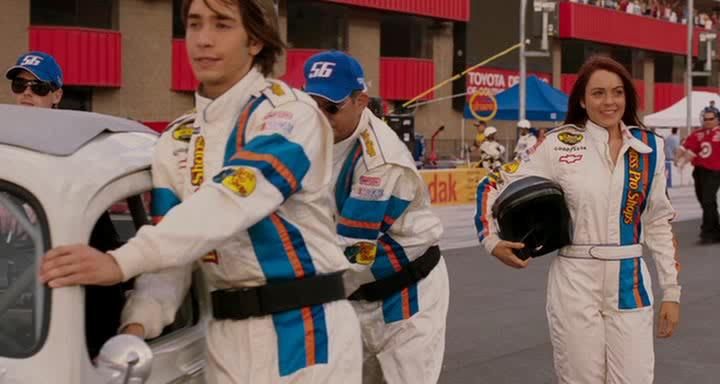 Сумасшедшие гонки - Herbie Fully Loaded