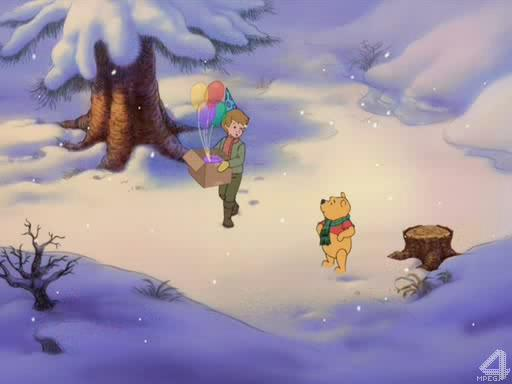 ����� ���: �������������� ��� - Winnie the Pooh: A Very Merry Pooh Year