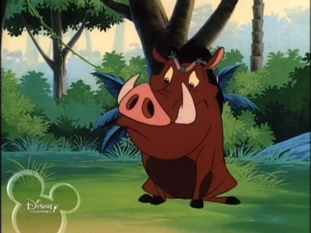����� � �����. ����� 2 - Timon and Pumbaa. Season II
