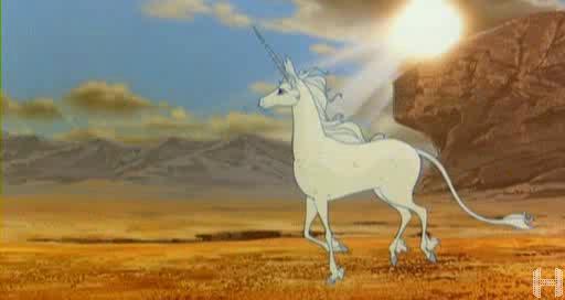 Последний единорог - The Last Unicorn