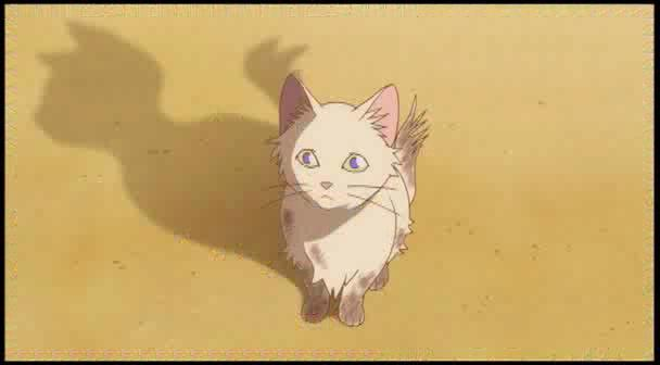 Возвращение кота - Neko no ongaeshi