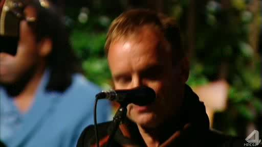 Sting... All This Time - Sting... All This Time