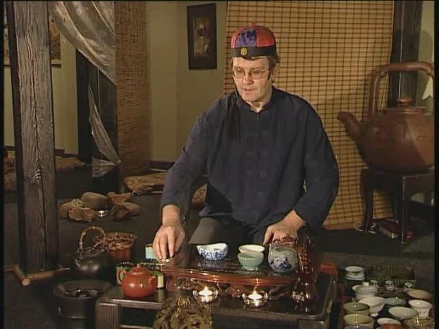 Китайская чайная церемония - Kitayskaya chaynaya tseremoniya