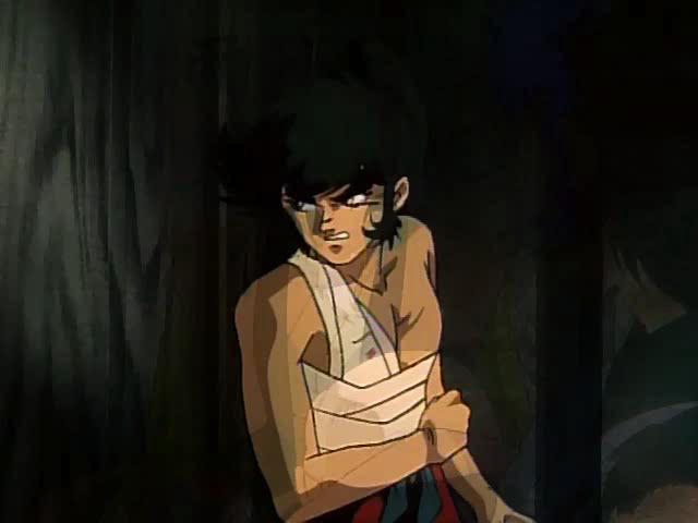 Черный лев - Kuro no shishi