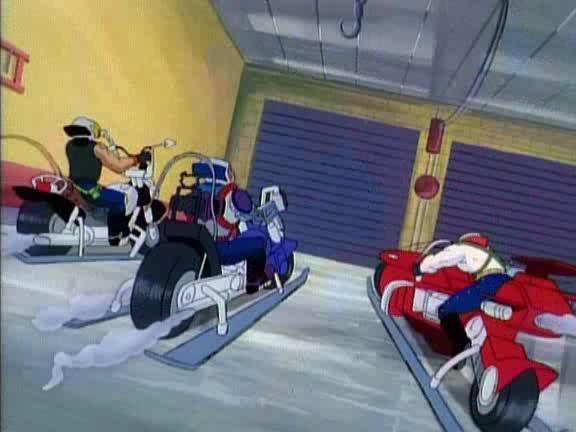 Мыши-рокеры с Марса. Сезон 1 - Biker Mice from Mars. Season I