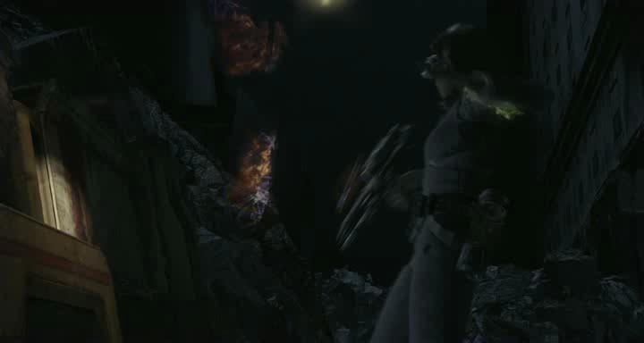 Последняя фантазия - Final Fantasy: The Spirits Within