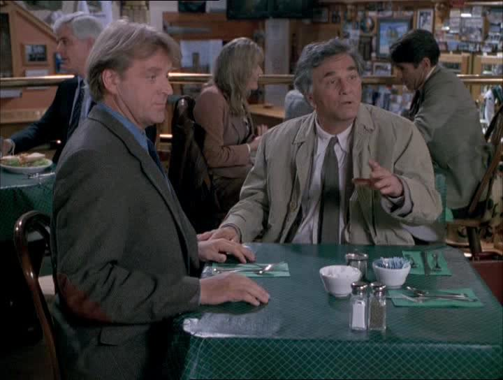 �������: ����� ������� - Columbo: A Trace of Murder