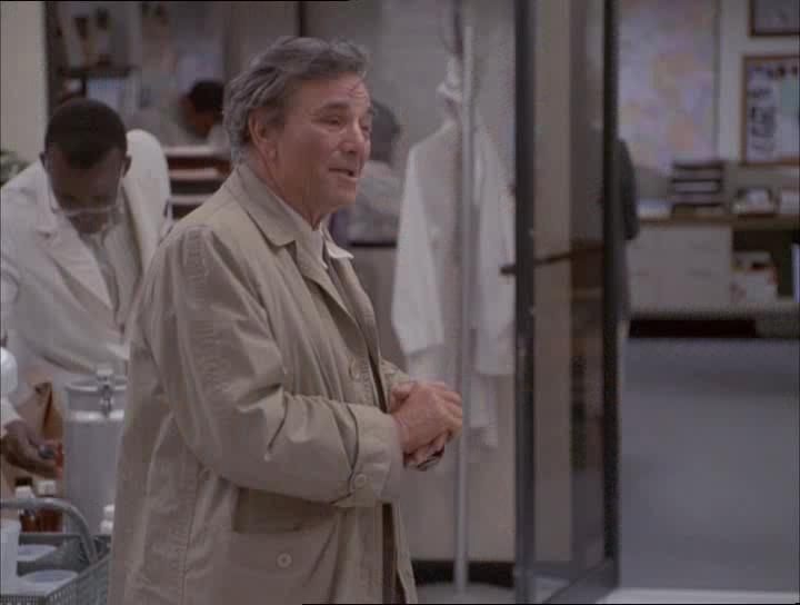 Коломбо: Закон Коломбо - Columbo: A Trace of Murder