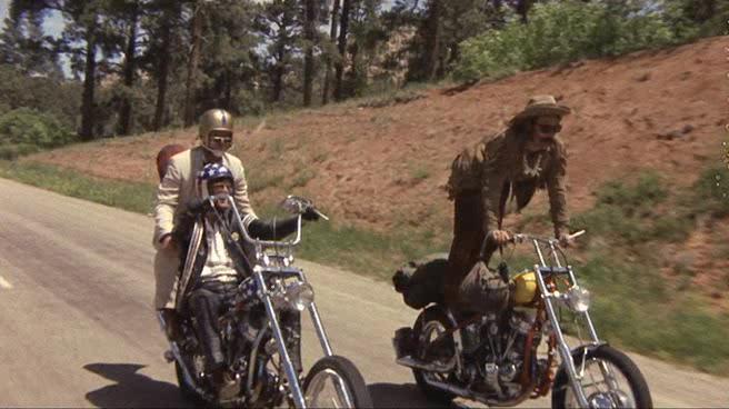 Беспечный ездок - Easy Rider
