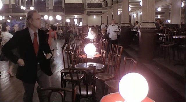Последнее танго в Париже - Ultimo tango a Parigi