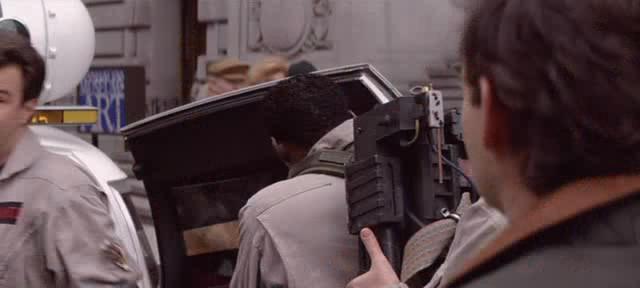 Охотники за привидениями 2 - Ghostbusters II