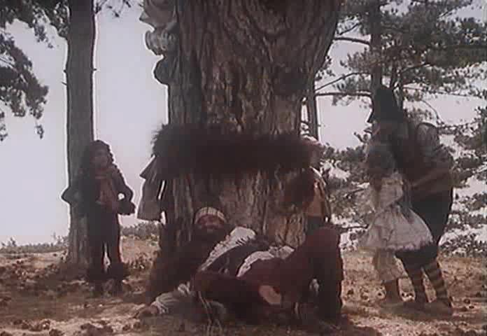 Приключения Буратино - Priklyucheniya Buratino