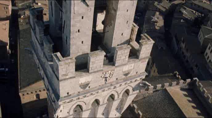 Площадь пяти лун - Piazza delle cinque lune