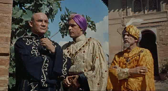 ������� ����������� �������� - The 7th Voyage of Sinbad