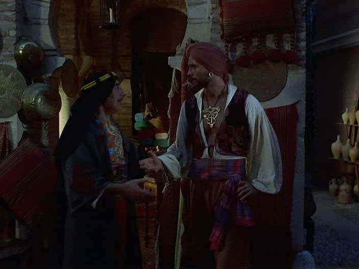 Золотое путешествие Синдбада - The Golden Voyage of Sinbad