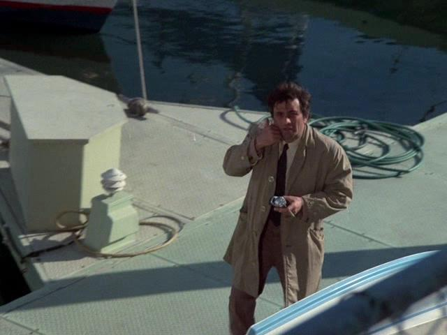 �������: ���� �� ��� - Columbo: A Deadly State of Mind