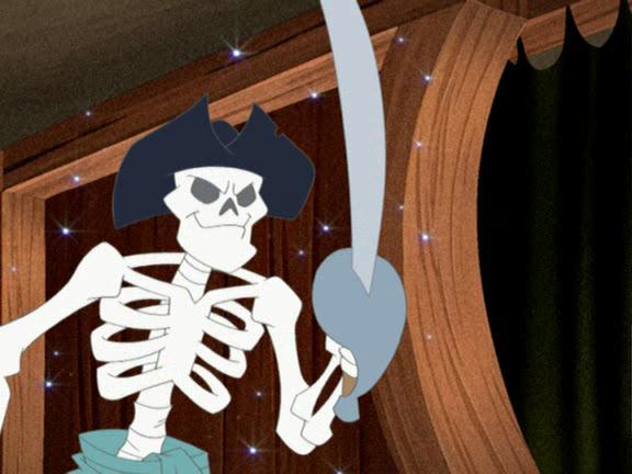 Том и Джерри против карибских пиратов - Tom and Jerry in Shiver Me Whiskers