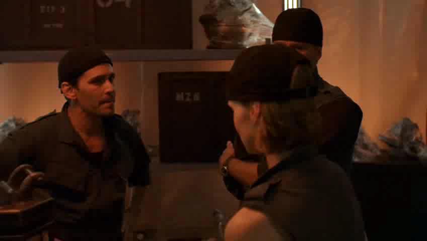 Звездные врата. Сезон 3 - Stargate SG-1. Season III