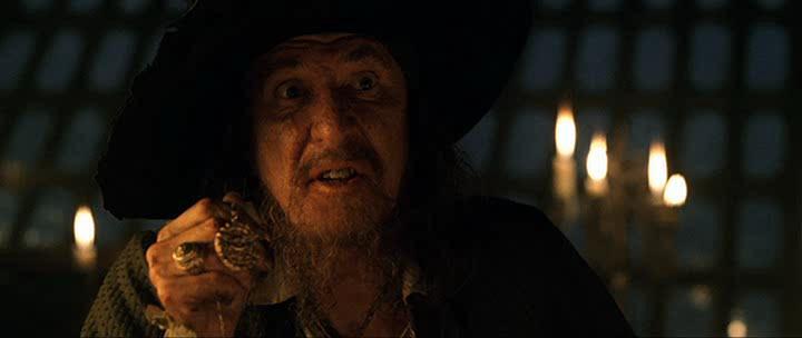 Пираты Карибского моря: Проклятье черной жемчужины - Pirates of the Caribbean: The Curse of the Black Pearl