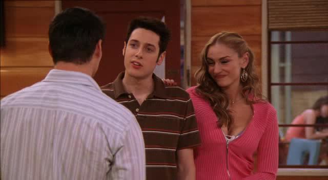 Джоуи. Сезон 1 - Joey. Season I