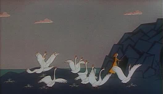 Дикие лебеди - Dikie lebedi