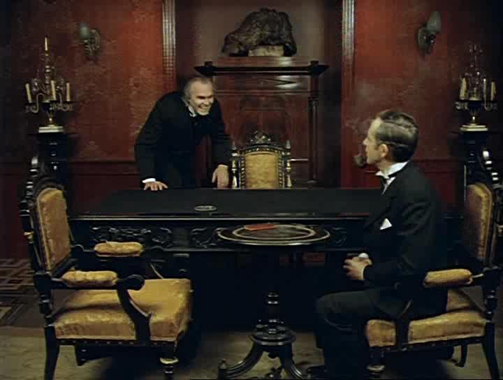 Шерлок Холмс и доктор Ватсон: Смертельная схватка - Priklyucheniya Sherloka Kholmsa i doktora Vatsona: Smertelnaya skhvatka