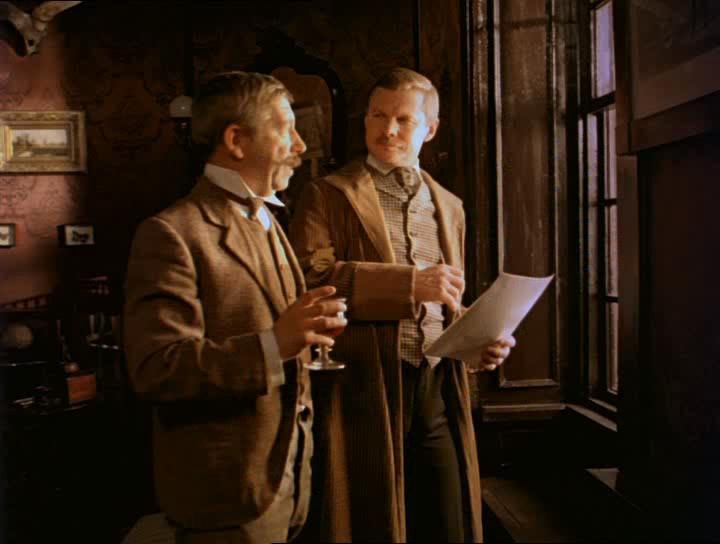 Шерлок Холмс и доктор Ватсон: Сокровища Агры - Priklyucheniya Sherloka Kholmsa i doktora Vatsona: Sokrovishcha Agry
