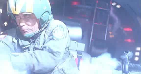 Годзилла и пришелец из космоса - Gojira VS Supesugojira