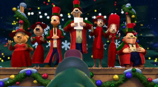 Микки: И снова под Рождество - Mickeys Twice Upon a Christmas