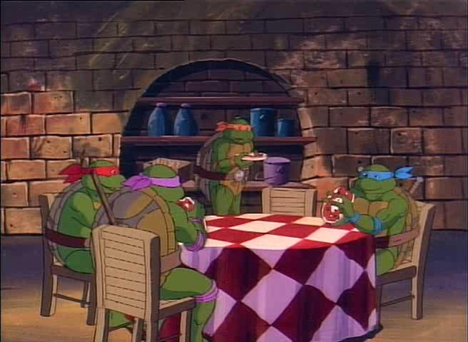 ��������� ������� ������. ����� 2 - Teenage Mutant Ninja Turtles. Season II