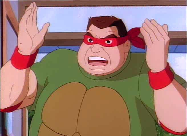Черепашки мутанты ниндзя. Сезон 2 - Teenage Mutant Ninja Turtles. Season II