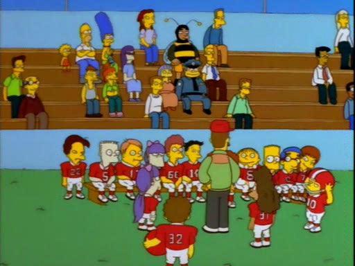 Симпсоны. Сезон 9 - The Simpsons. Season IX