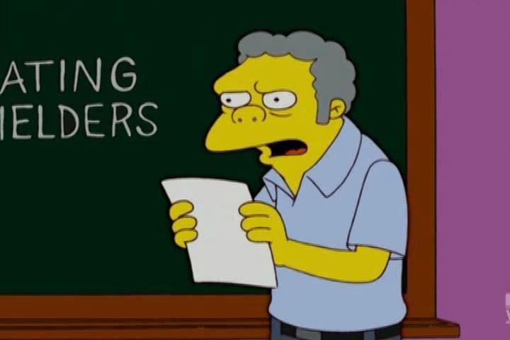 Симпсоны. Сезон 18 - The Simpsons. Season XVIII