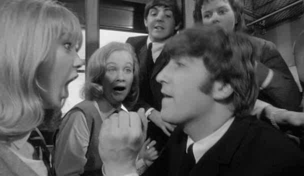 The Beatles: Вечер трудного дня - A Hard Days Night