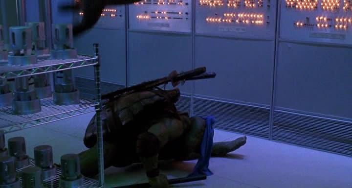 ��������� ������ 2 - Teenage Mutant Ninja Turtles II: The Secret of the Ooze