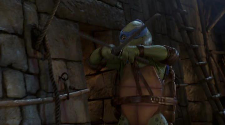 Черепашки ниндзя 3 - Teenage Mutant Ninja Turtles III