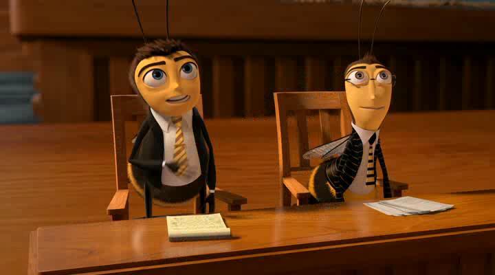 Би Муви: Медовый заговор - Bee Movie