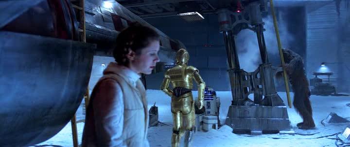 �������� �����: ������ 5 - ������� ������� �������� ���� - Star Wars: Episode V - The Empire Strikes Back