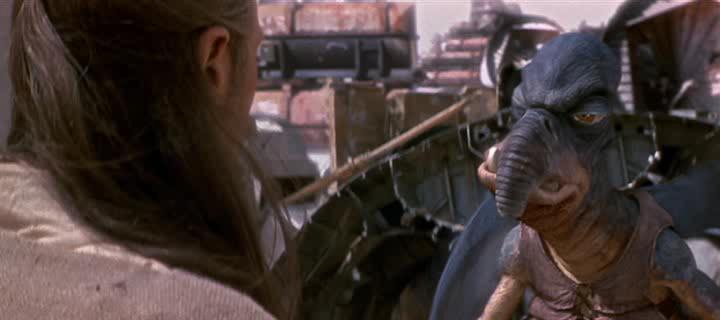 Звездные войны: Эпизод 1 - Призрачная угроза - Star Wars: Episode I - The Phantom Menace