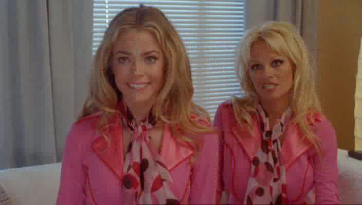 Блондинка и блондинка - Blonde and Blonder