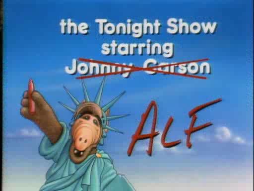 Альф. Сезон 3 - ALF. Season III