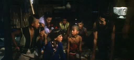 Храм Шаолиня 2: Дети Шаолиня - Shao Lin xiao zi