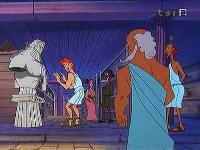 Геркулес. Сезон 1 - Hercules. Season I