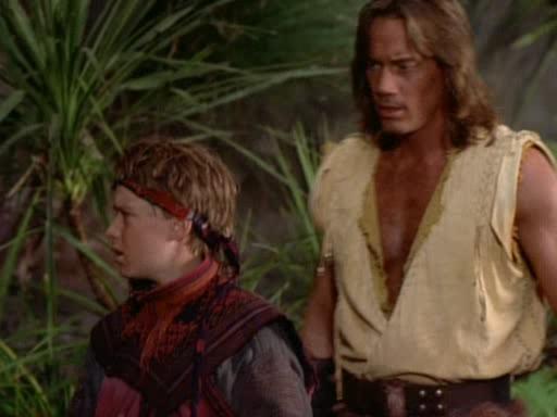 Геракл: Легендарные приключения. Сезон 1 - Hercules: The Legendary Journeys. Season I