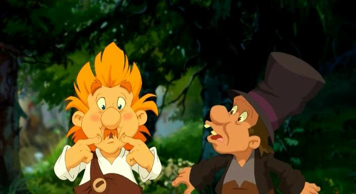 Ролли и Эльф: Невероятные Приключения - Rollin sydan