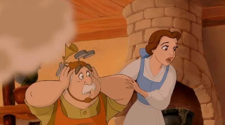 Красавица и чудовище - Beauty and the Beast
