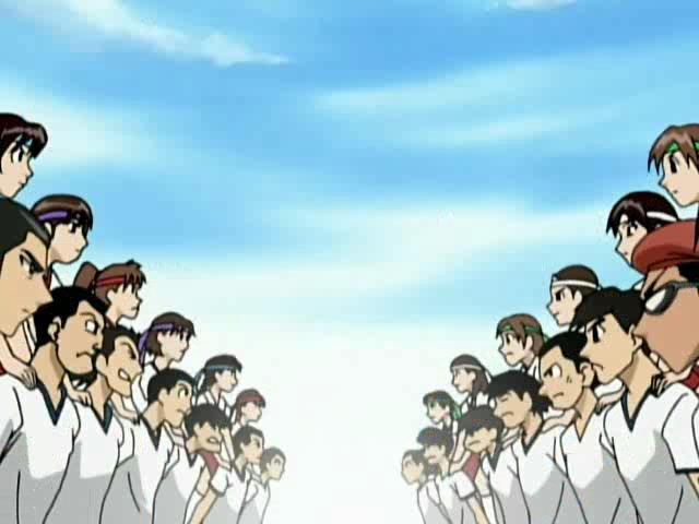 Школьный переполох Сезон 1 - School Rumble Season I