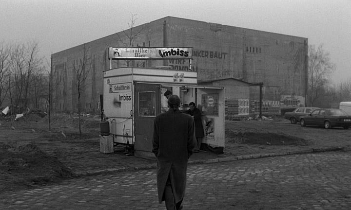 Небо над Берлином - Der Himmel uber Berlin
